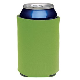 Collapsible Eco Koozie Can Kooler with Your Logo