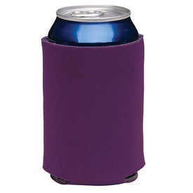 Collapsible Eco Koozie Can Kooler for Your Church