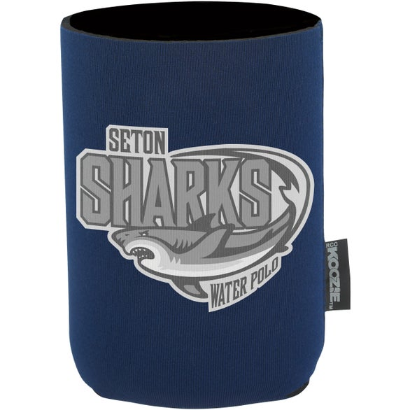 Navy Collapsible Neoprene Koozie