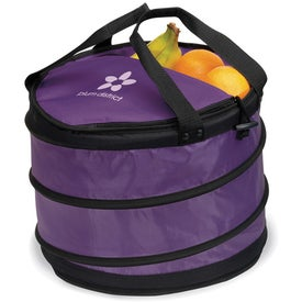 Monogrammed Collapsible Party Coolers