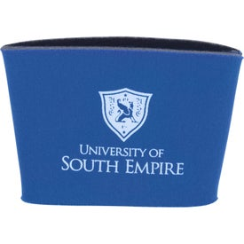 Comfort Grip Cup Sleeve for Advertising