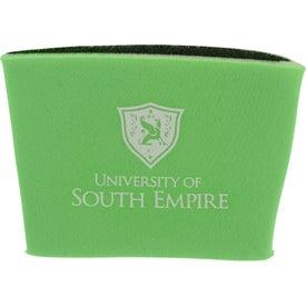 Branded Comfort Grip Cup Sleeve