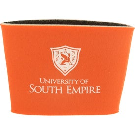 Personalized Comfort Grip Cup Sleeve
