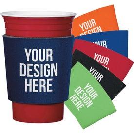 Custom Comfort Grip Cup Sleeve