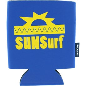Deluxe Collapsible Koozie Can Cooler for Customization