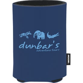 Deluxe Collapsible Koozie Can Cooler for Promotion