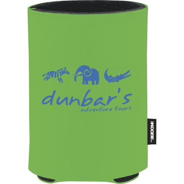 Custom printed koozies personalized can coolers party invitations