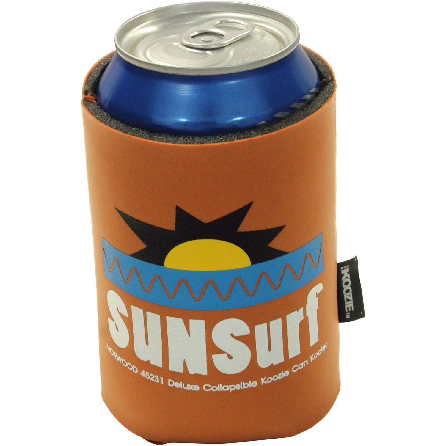 Can Coolers Koozies ~ Deluxe collapsible koozie can cooler personalized koozies