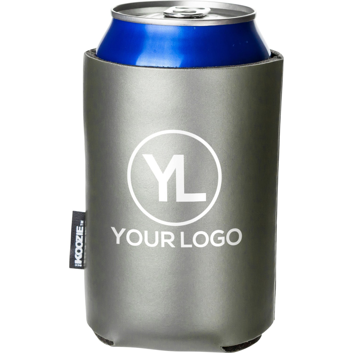 Promotional Deluxe Collapsible Koozie Can Coolers with Custom Logo ...