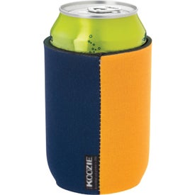 Dual Color Koozie Can Kooler with Your Slogan