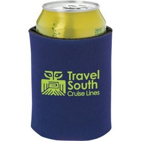 Advertising Dual Color Koozie Can Kooler
