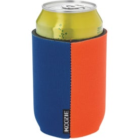 Dual Color Koozie Can Kooler Printed with Your Logo