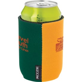 Dual Color Koozie Can Kooler for Advertising