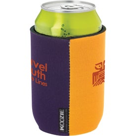 Dual Color Koozie Can Kooler for Your Organization
