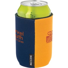 Dual Color Koozie Can Kooler for Marketing