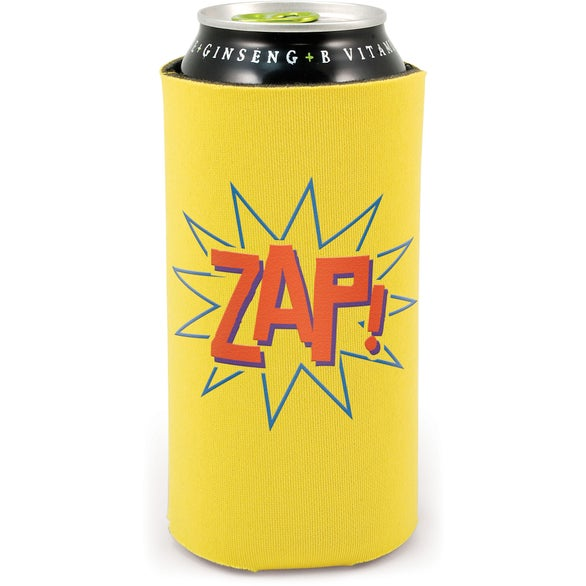 Yellow Energy Drink Coolie