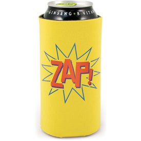 Energy Drink Coolie (16 Oz., Screen Print)