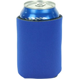 Printed Folding Can Cooler Sleeve