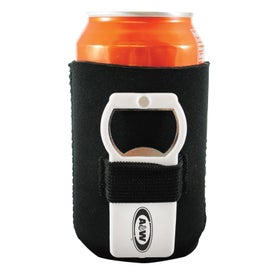 Hat Trick Can Cooler Kit Imprinted with Your Logo