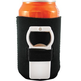 Hat Trick Can Cooler Kit Printed with Your Logo