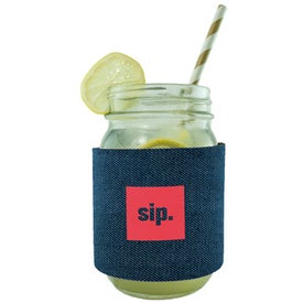 Jar Sleeve (Denim)