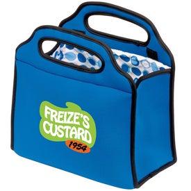 Branded Koozie Lunch Carrier