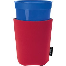 Branded Life's a Party Koozie Cup Kooler