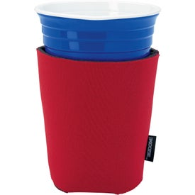 Advertising Life's a Party Koozie Cup Kooler