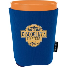 Life's a Party Koozie Cup Kooler for Your Company