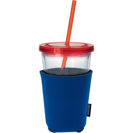 Life's a Party Koozie Cup Kooler for Marketing