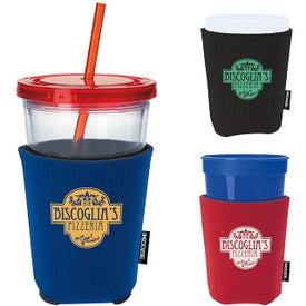 Life's a Party Koozie Cup Kooler for Promotion