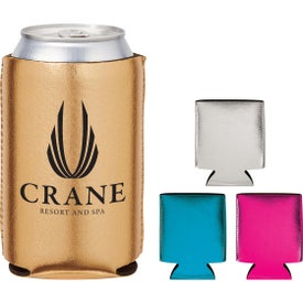 Metallic Can Cooler