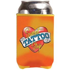 Mood Pocket Can Cooler with Your Logo