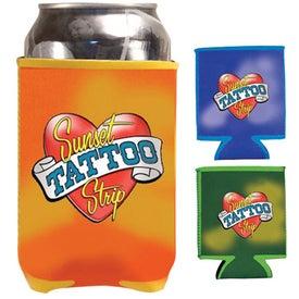 Advertising Mood Pocket Can Cooler