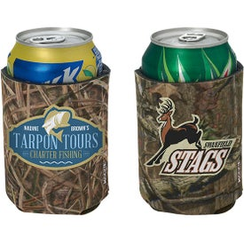Mossy Oak Koozie Can Kooler