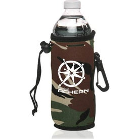 Neoprene Water Bottle Drawstring Insulator