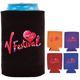 Pocket Can Cooler Imprinted with Your Logo