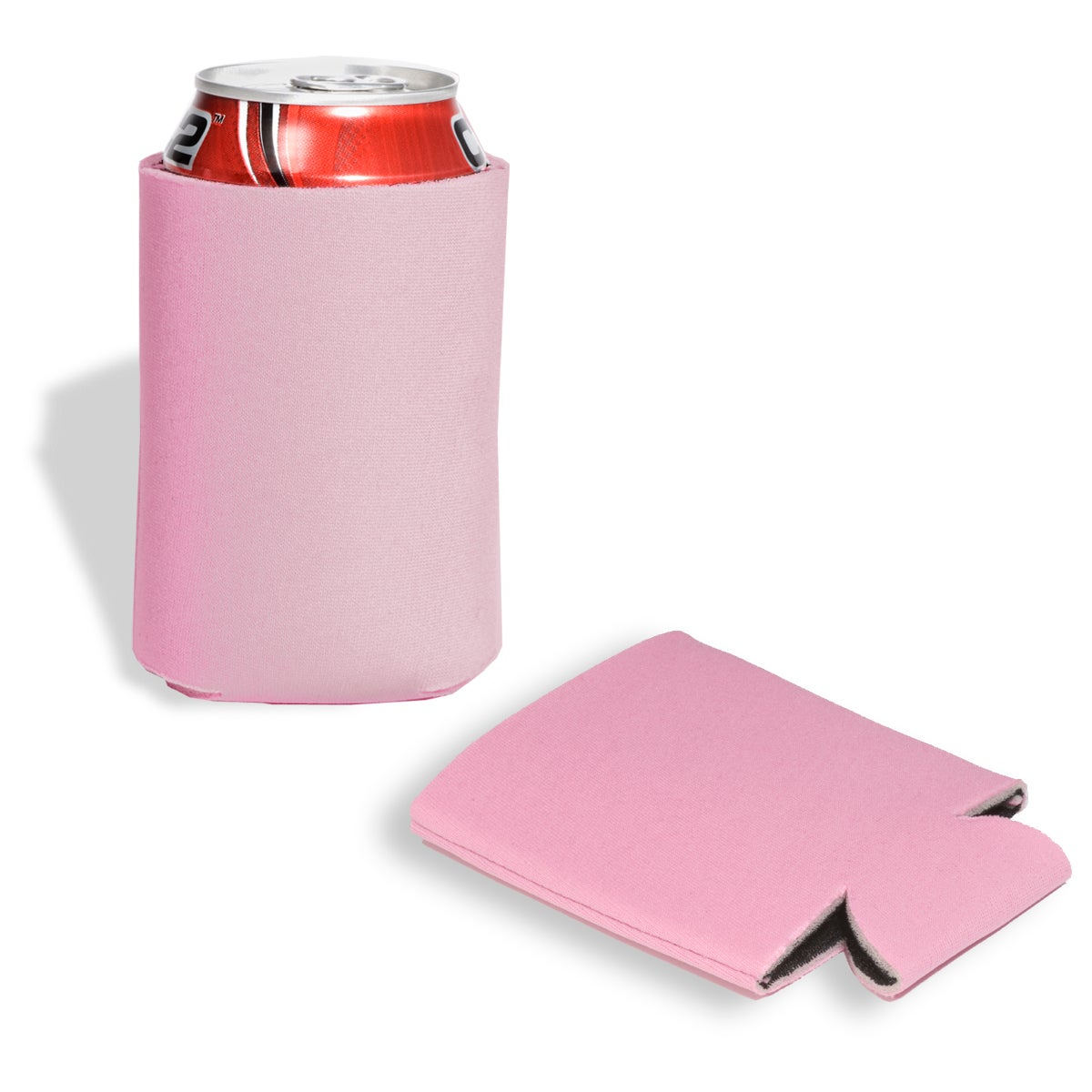 Promotional Pocket Can Holders with Custom Logo for $0.307 Ea.