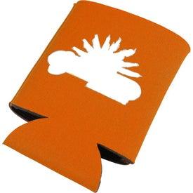 Logo Pocket Can Holder USA