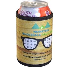 Premium Velcro Can Cooler