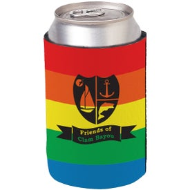Rainbow Can Cooler (Kan-Tastic)