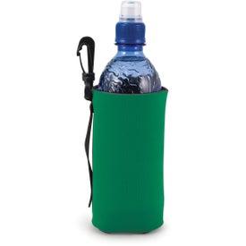 Logo Scuba Bottle Bag with Clip