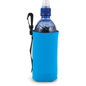 Personalized Scuba Bottle Bag with Clip