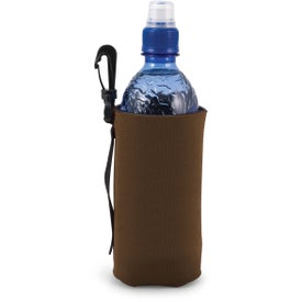 Scuba Bottle Bag with Clip Branded with Your Logo