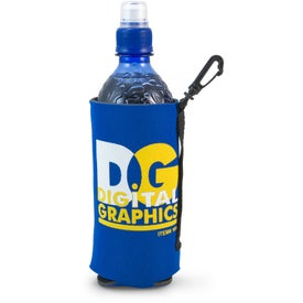 Scuba Bottle Bag with Clip for Marketing