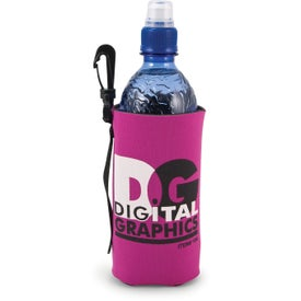 Scuba Bottle Bag with Clip