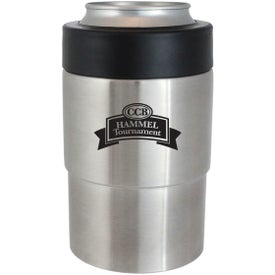 Stainless Steel Boss Insulated Can Holders