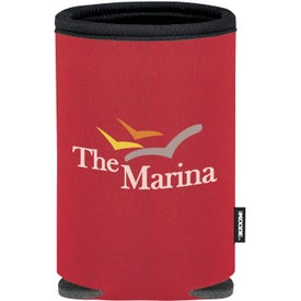 Branded Summit Collapsible Koozie Can Cooler