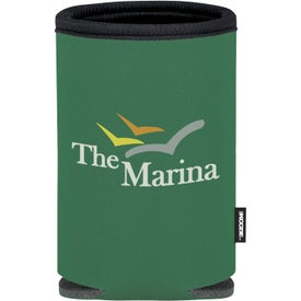 Summit Collapsible Koozie Can Cooler Imprinted with Your Logo
