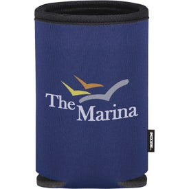Imprinted Summit Collapsible Koozie Can Cooler